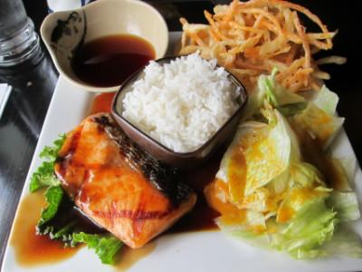 Happy Lunch at Tokyo Restaurant--Oklahoma City