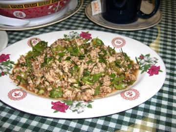 Lab salad