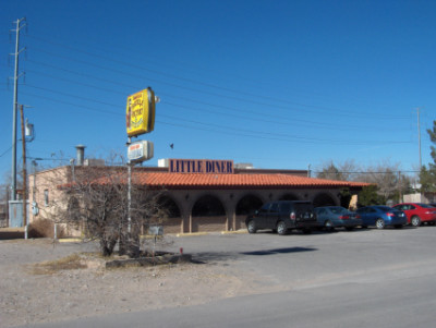 Little Diner in Canutillo
