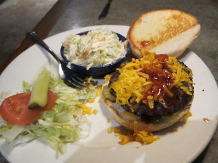 Theta burger