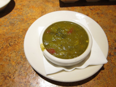 New Mexico style green sauce