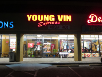 Young Vin Express