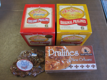 Louisiana pralines