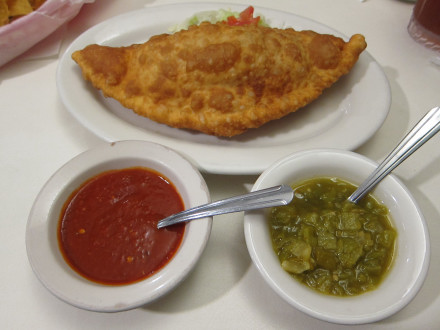 Mexican turnover