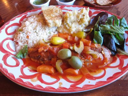 Filete Veracruzano