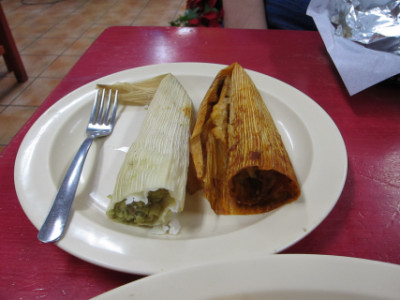 Special tamales