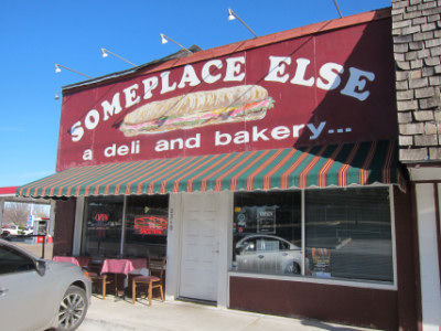 Someplace Else Deli