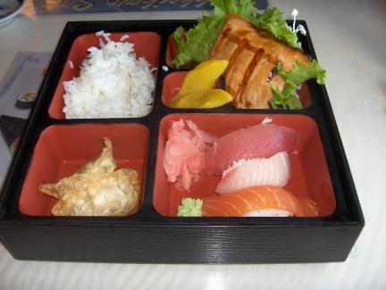 Tokyo Box lunch