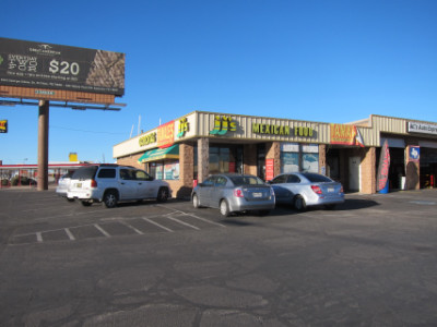JJ's Mexican Restaurant