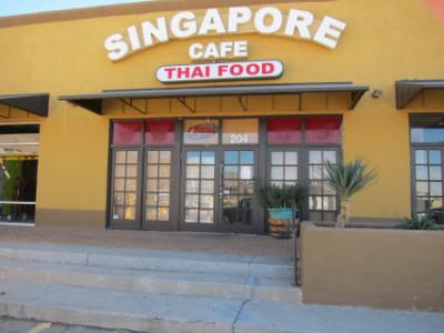 Singapore Cafe