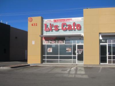 Li's Cafe