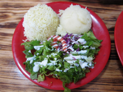 Veracruzano side dishes