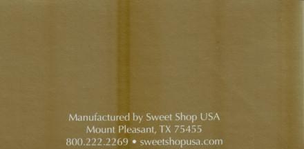 Sweet Shop address