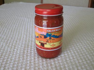 El Bruno's salsa