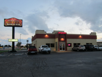 Hibachi Buffet in Weatherford, OK
