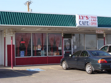 Ly's Cafe in Amarillo, TX