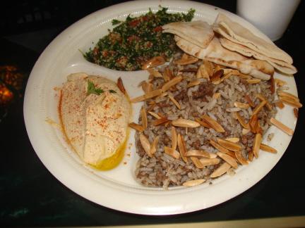 Hashwa plate