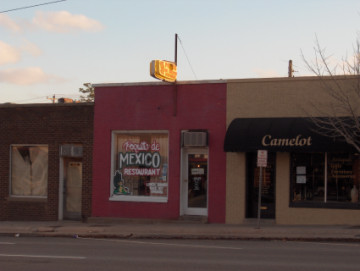 Poquito de Mexico in downtown Yukon, OK