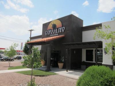 Corralito Steak House on Zaragoza Rd.