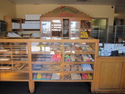 Los Jarrones bakery