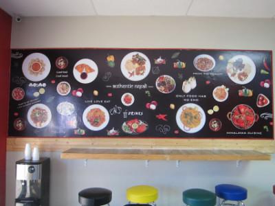 Nepali food served here