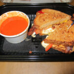 Bambino sandwich at Grilled Cheese Society, a virtual restaurant