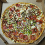 Ken's Pizza available at the Mazzio's on N. Rockwell in Oklahoma City