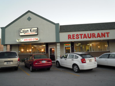 Cajun King