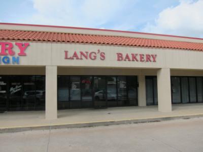 Lang's Bakery