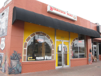 Birrieria Diaz has now expanded to the space next door