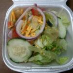 Salad at Pizza Inn