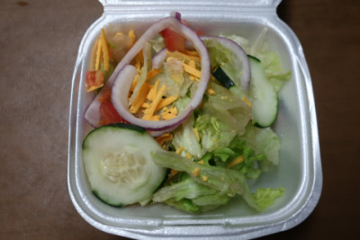 Salad at Pizza Inn
