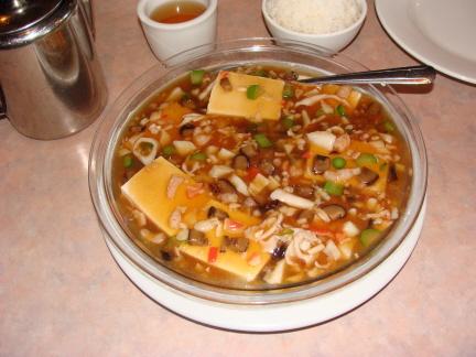 Tofu a la Fu-jjiang style