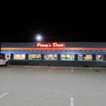 Penny's Diner is open 24 hours